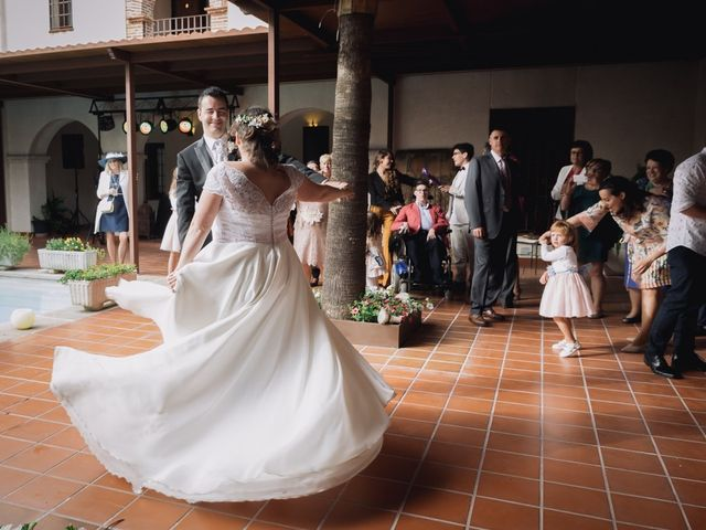La boda de Javier y Laura en Cubas De La Sagra, Madrid 25
