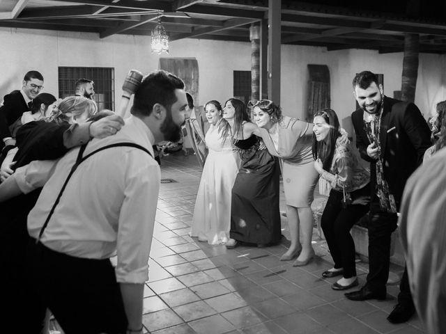 La boda de Javier y Laura en Cubas De La Sagra, Madrid 31