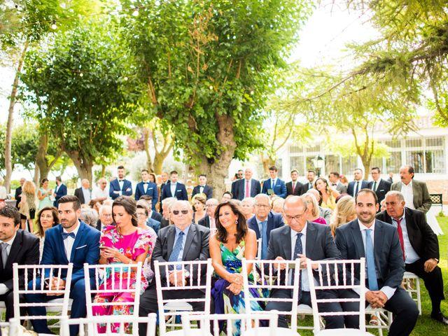 La boda de Manu y Estefania en Albacete, Albacete 18