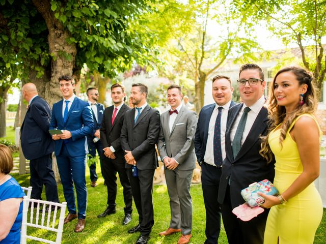 La boda de Manu y Estefania en Albacete, Albacete 19