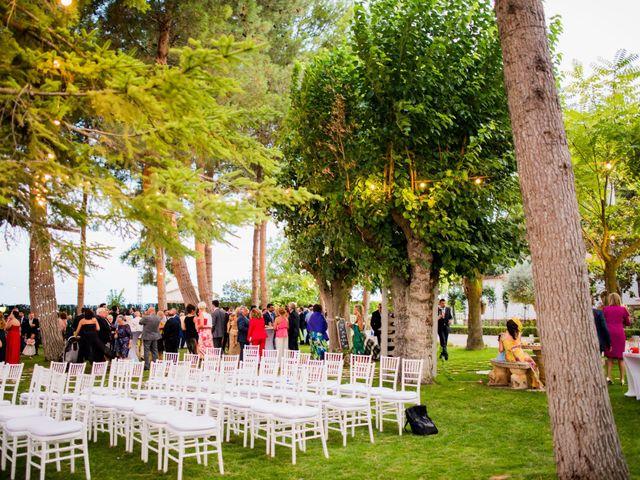La boda de Manu y Estefania en Albacete, Albacete 33