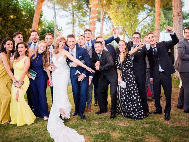 La boda de Manu y Estefania en Albacete, Albacete 34