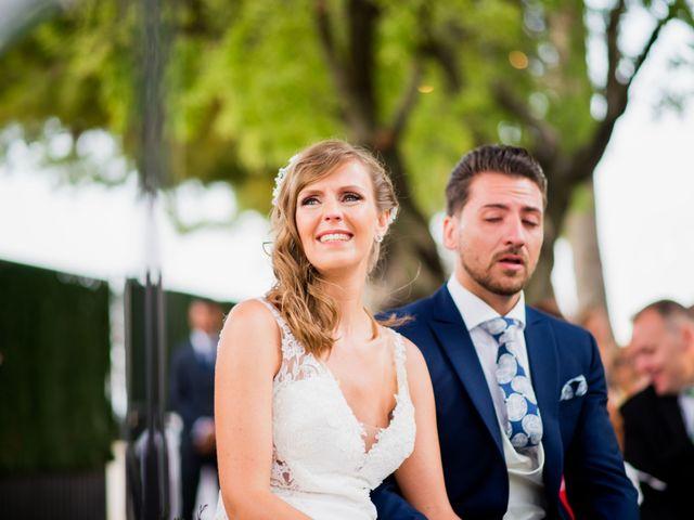 La boda de Manu y Estefania en Albacete, Albacete 40