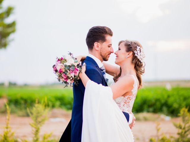 La boda de Manu y Estefania en Albacete, Albacete 46