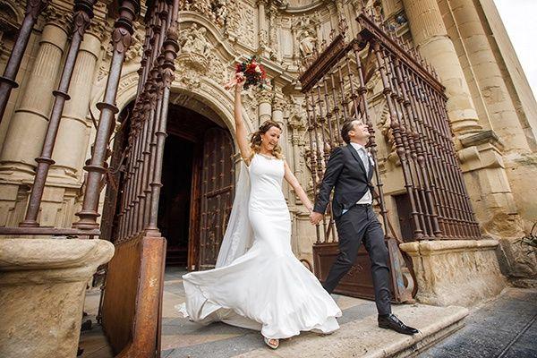 La boda de Javier y Alexandra en Logroño, La Rioja 31