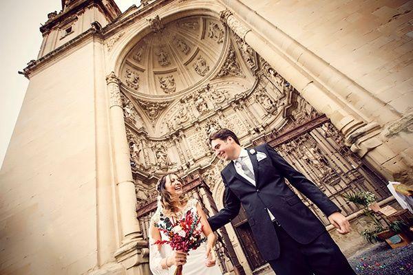La boda de Javier y Alexandra en Logroño, La Rioja 29