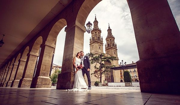 La boda de Javier y Alexandra en Logroño, La Rioja 54