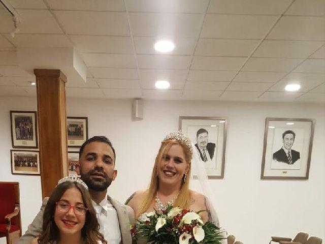 La boda de Miguel y Desiree  en Mislata, Valencia 2
