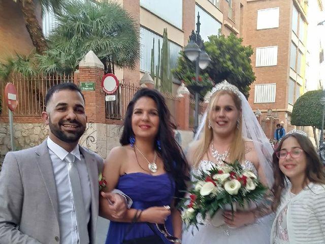 La boda de Miguel y Desiree  en Mislata, Valencia 4