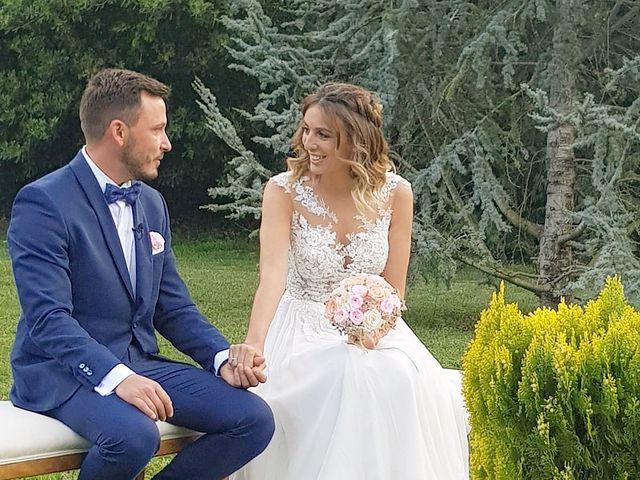 La boda de Carlos y Raquel  en Vilanova Del Valles, Barcelona 8
