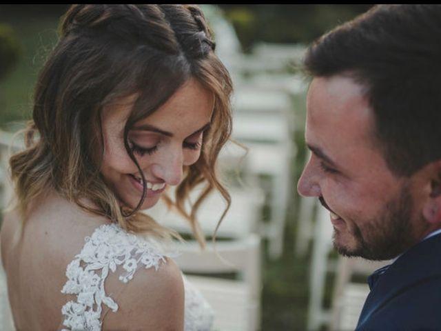 La boda de Carlos y Raquel  en Vilanova Del Valles, Barcelona 1
