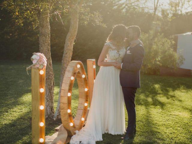 La boda de Carlos y Raquel  en Vilanova Del Valles, Barcelona 14