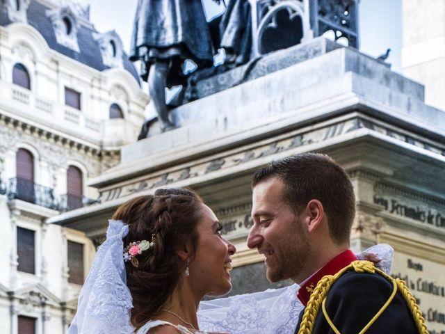 La boda de Victor y Elisabeth en La Zubia, Granada 9