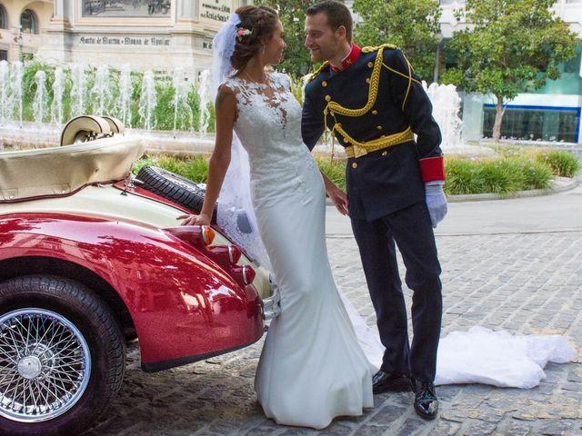La boda de Victor y Elisabeth en La Zubia, Granada 2