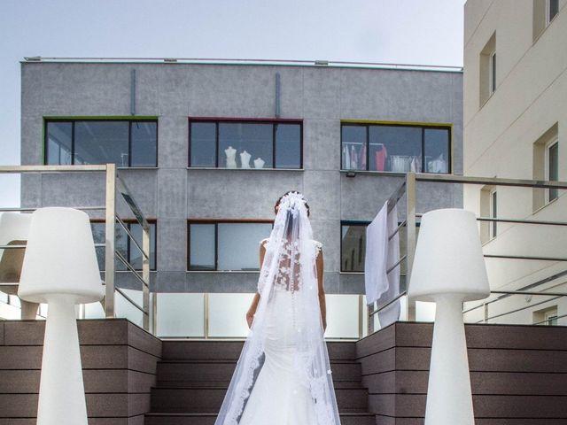 La boda de Victor y Elisabeth en La Zubia, Granada 12