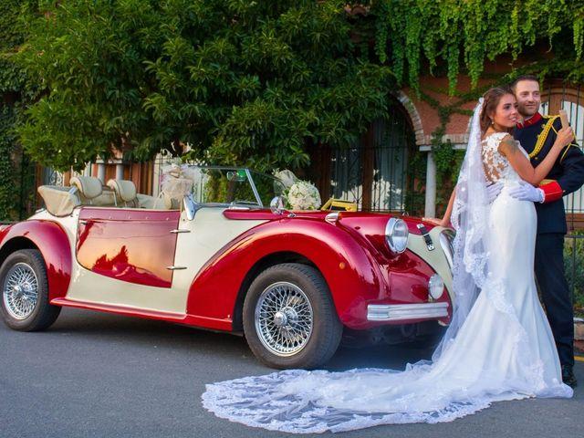 La boda de Victor y Elisabeth en La Zubia, Granada 13