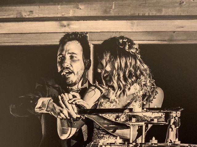 La boda de Carlos y Raquel  en Vilanova Del Valles, Barcelona 25