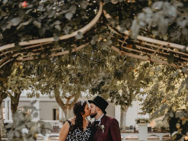 La boda de Dani y Anna en Santa Coloma De Farners, Girona 6