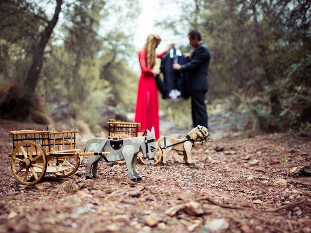 La boda de Nicasio y Miriam en Lebor, Murcia 3