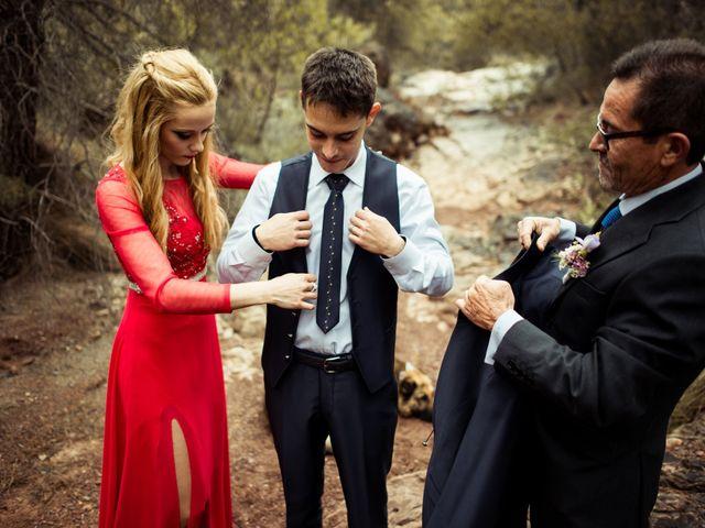 La boda de Nicasio y Miriam en Lebor, Murcia 6