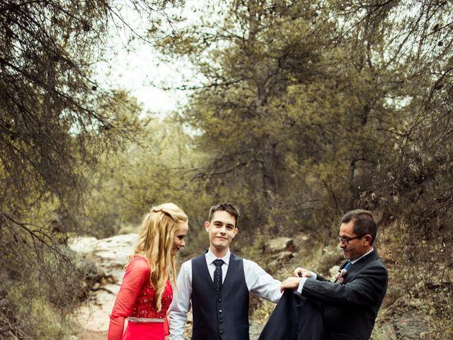 La boda de Nicasio y Miriam en Lebor, Murcia 7