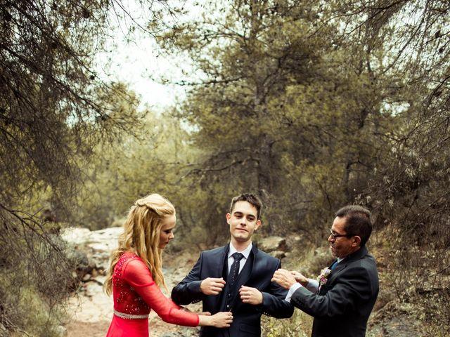 La boda de Nicasio y Miriam en Lebor, Murcia 8