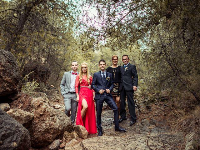 La boda de Nicasio y Miriam en Lebor, Murcia 9