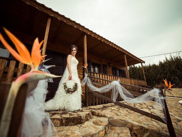 La boda de Nicasio y Miriam en Lebor, Murcia 20