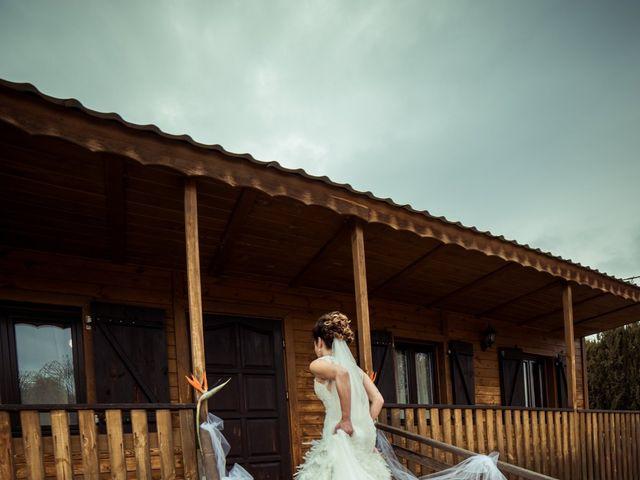 La boda de Nicasio y Miriam en Lebor, Murcia 21