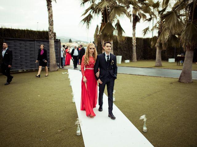 La boda de Nicasio y Miriam en Lebor, Murcia 31