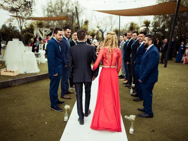 La boda de Nicasio y Miriam en Lebor, Murcia 32