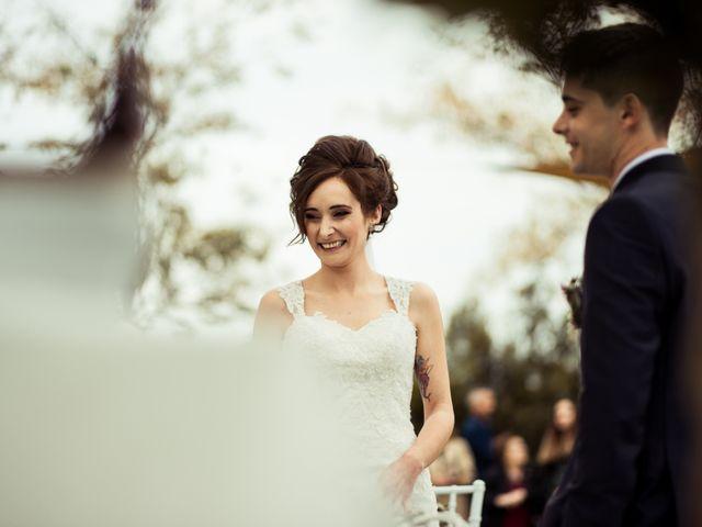 La boda de Nicasio y Miriam en Lebor, Murcia 36