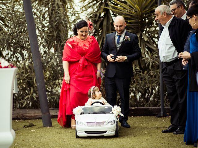 La boda de Nicasio y Miriam en Lebor, Murcia 40