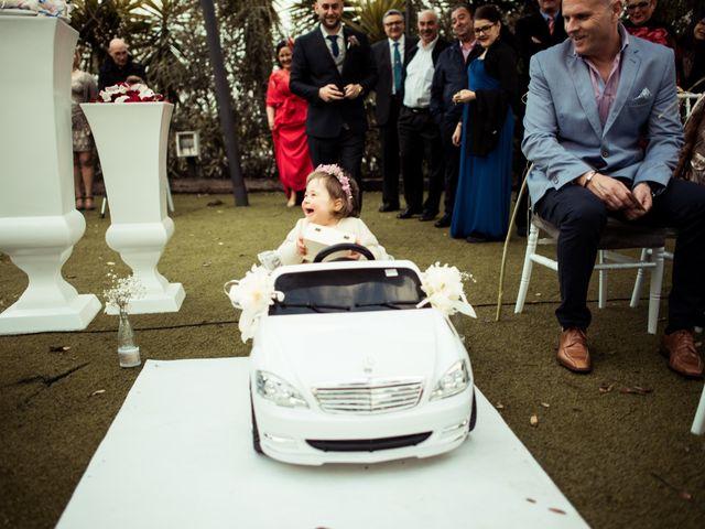La boda de Nicasio y Miriam en Lebor, Murcia 41