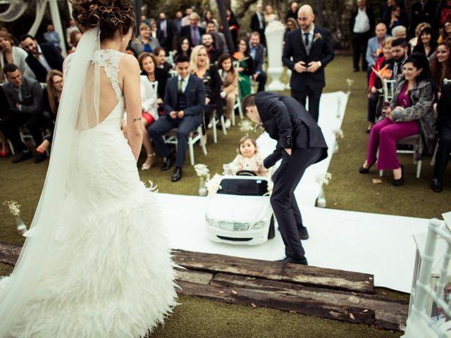 La boda de Nicasio y Miriam en Lebor, Murcia 42