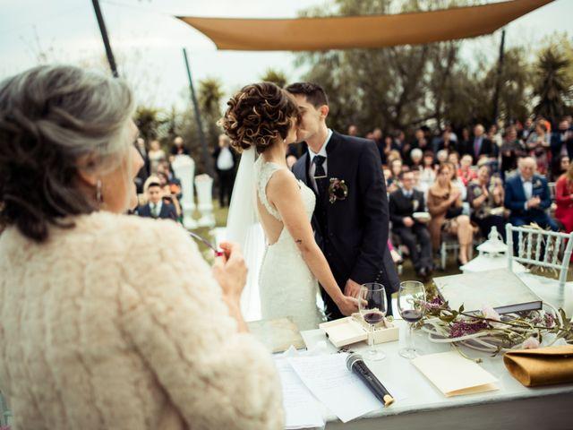 La boda de Nicasio y Miriam en Lebor, Murcia 45