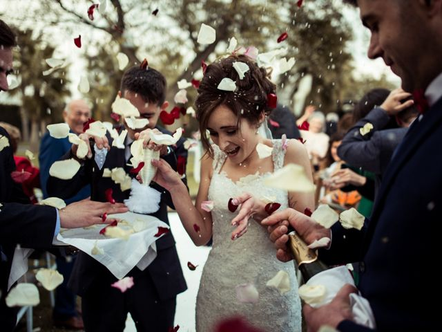 La boda de Nicasio y Miriam en Lebor, Murcia 46