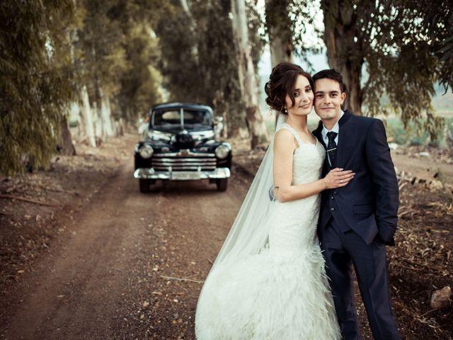 La boda de Nicasio y Miriam en Lebor, Murcia 49