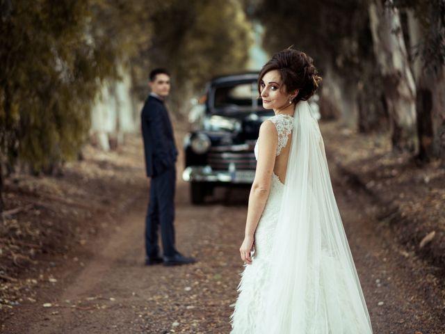 La boda de Nicasio y Miriam en Lebor, Murcia 2