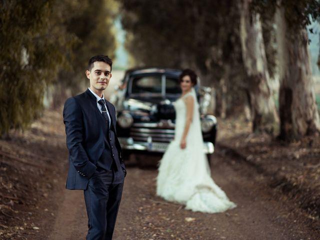 La boda de Nicasio y Miriam en Lebor, Murcia 50