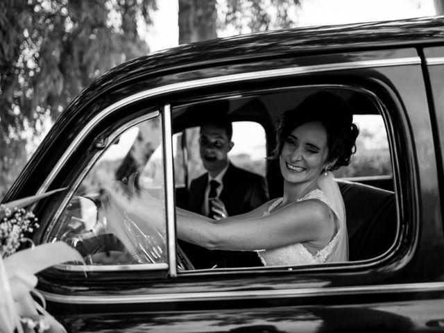 La boda de Nicasio y Miriam en Lebor, Murcia 52