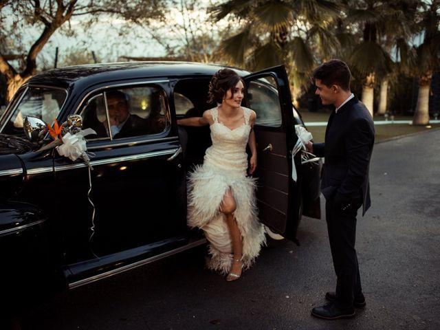 La boda de Nicasio y Miriam en Lebor, Murcia 54
