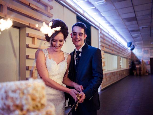 La boda de Nicasio y Miriam en Lebor, Murcia 56