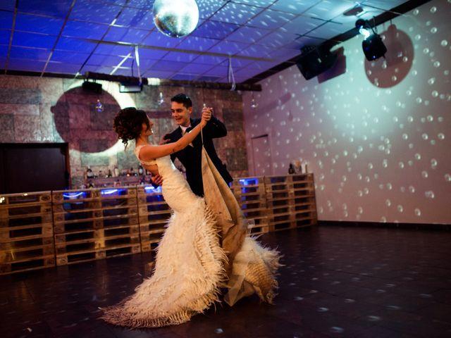 La boda de Nicasio y Miriam en Lebor, Murcia 58
