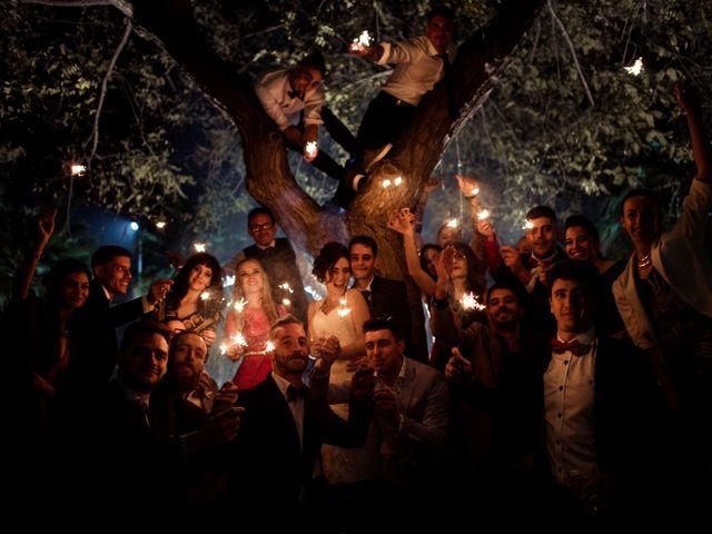 La boda de Nicasio y Miriam en Lebor, Murcia 60