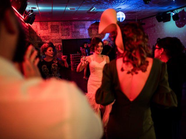La boda de Nicasio y Miriam en Lebor, Murcia 61