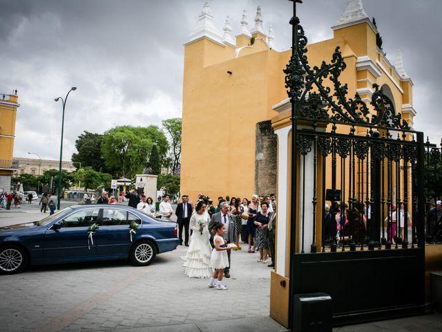La boda de Fernando y Rocio en Sevilla, Sevilla 22