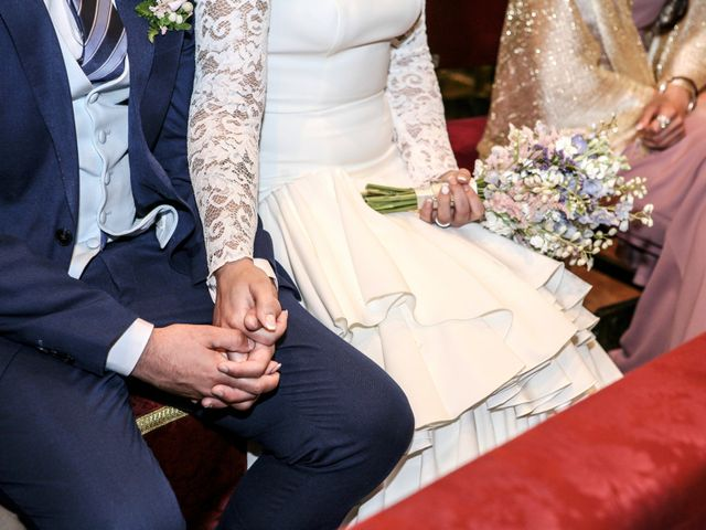 La boda de Fernando y Rocio en Sevilla, Sevilla 24