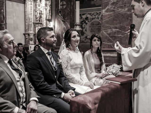 La boda de Fernando y Rocio en Sevilla, Sevilla 25