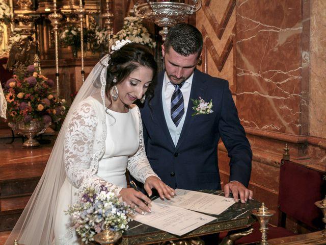 La boda de Fernando y Rocio en Sevilla, Sevilla 30